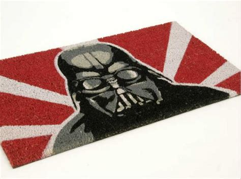 nerdy rugs 12 geeky doormats to greet your guests neatorama