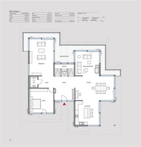 huf haus floor plans haus on pinterest