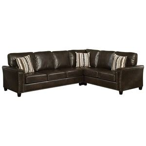coaster tess sectional sofa sectional sofas syracuse utica binghamton sectional