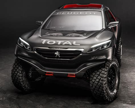 peugeot car 2015 2015 peugeot dakar rally car photo 3 13931