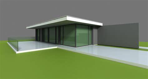 house home 3d obj modern home 3d 3d model max obj 3ds cgtrader com
