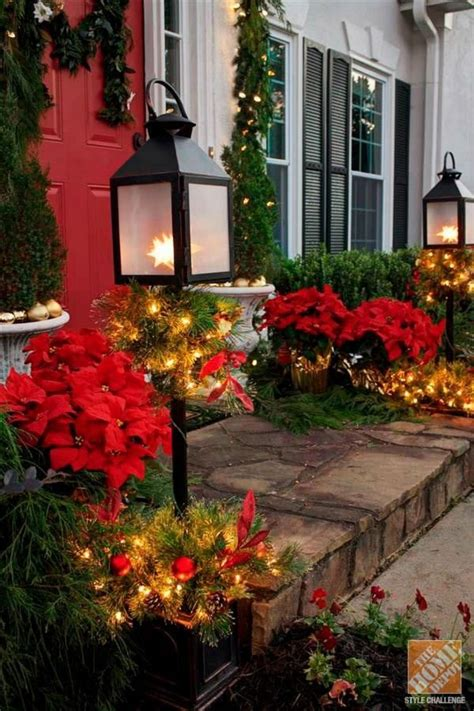 poinsettia on porch 50 stunning porch ideas style estate