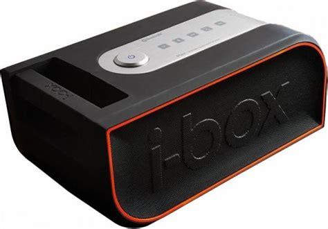 Speaker Bluetooth Ibox review i box max