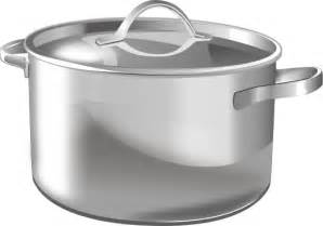 Large Pot Large Silver Pot Household Kitchen Pots Pans Large
