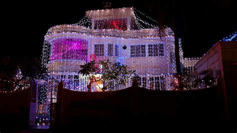 diwali house light decoration