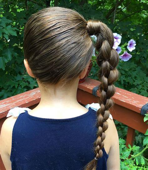 cute  girl hairstyles easy hairdos