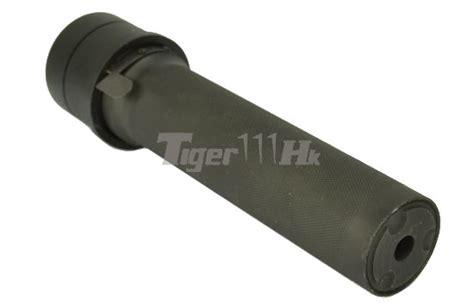 5ku Pk 1 Aluminum Ak Foregrip Aluminum Construction 5ku metal pbs 1 silencer for ak aeg gbb 14mm ccw airsoft tiger111hk area