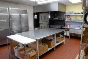 Commercial Kitchen Furniture by Los Angeles Commercial Kitchen Rental