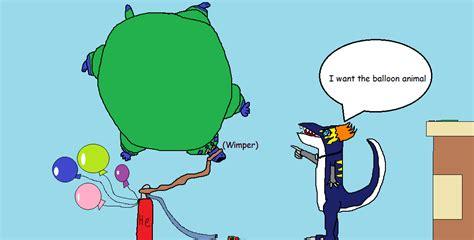 Rok Balon 207 balloon animal weasyl