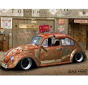 Dirty Car Volkswagen Beetl By The King Of Chaos On DeviantArt