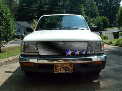 2000 Toyota Tacoma Grill Toyota Tacoma 2wd 1997 2000 Aluminum Billet Grille