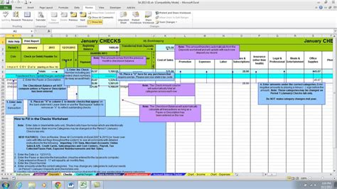 Business Excel Templates by Basic Bookkeeping In Excel Bookkeeping Spreadsheets