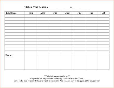 Printable Employee Schedule Best Template Design Images Sheets Work Schedule Template