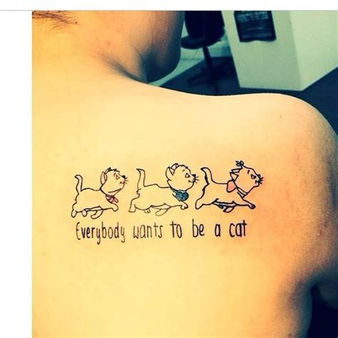tattoo cat quotes cat tattoo ideas and designs cat tattoos see more at