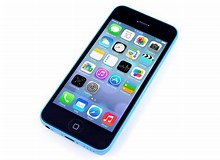 Image result for iPhone 5C Apple. Size: 220 x 160. Source: www.ebay.com