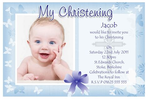christening invitations templates free the gallery for gt baby baptism invitations templates