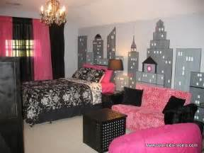 Black White Pink Bedroom Home Design Black Pink White Bedroom