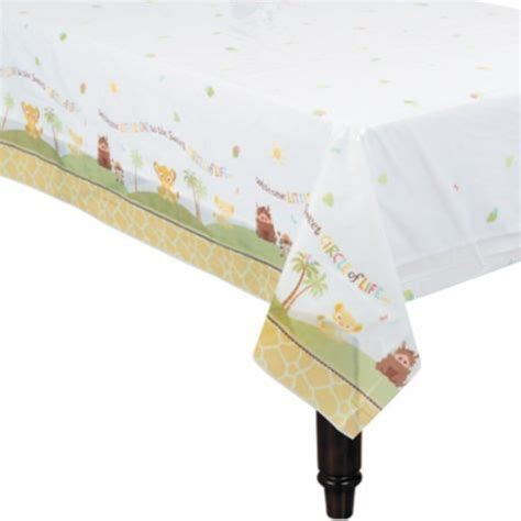 baby shower table covers lion king baby baby shower table and table covers on