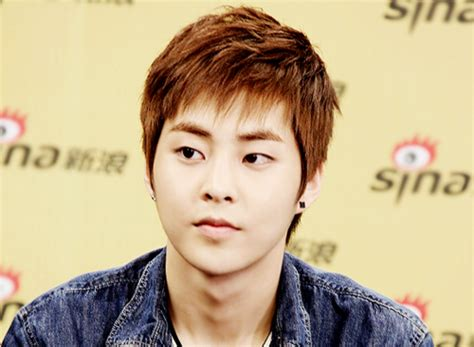 exo xiumin height best haircut for each member of your bias groups page 2