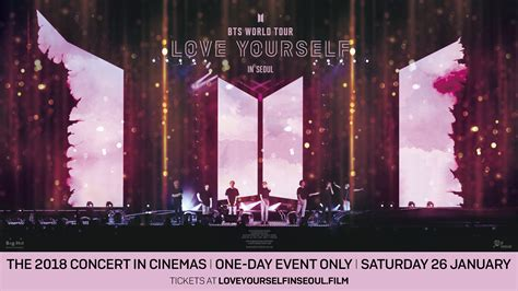 regarder bts world tour love yourself in seoul film francais complet hd tickets are now available for bts world tour love