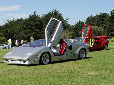 Lamborghini Countach Speed 1973 1990 Lamborghini Countach Picture 7064 Car