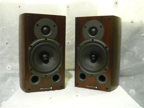 wharfedale 9 1 bookshelf speaker used sold