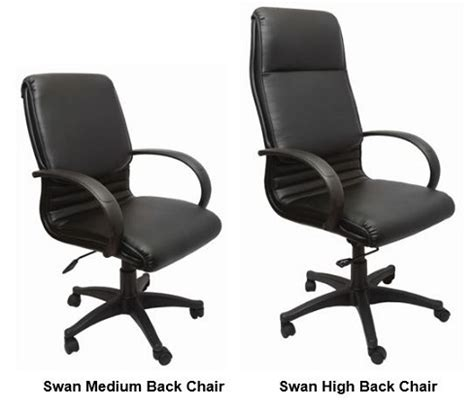 swan high back chair office furniture