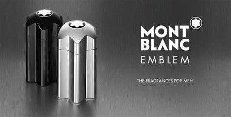 Mont Blanc Emblem Vial Parfum montblanc emblem