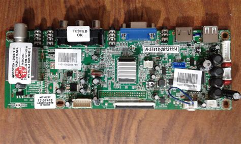 Mainboard Motherboard Pcb Modul Tv 32 Inch Samsung 32e420 Circuit Diagram Of Led Tv Motherboard Circuit And