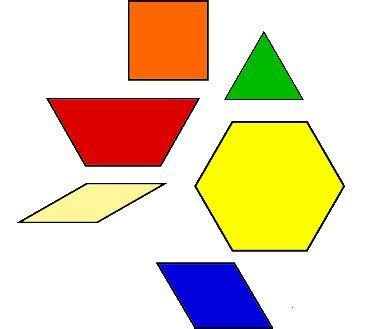 art using pattern blocks 45 best pattern blocks images on pinterest pattern