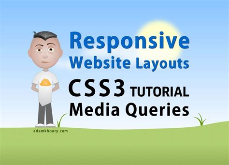 responsive website tutorial youtube css3 tutorial responsive website layout media queries