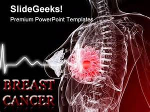 free breast cancer powerpoint presentation templates breast cancer powerpoint templates and powerpoint