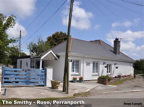 The Smithy Cottage by Perranporth Cottages The Smithy Cottage