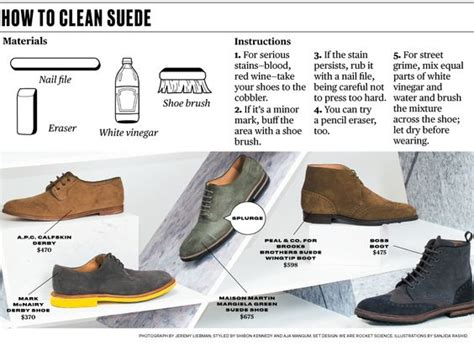 How To Clean Suede Interior by Stains Suede Shoes And Shoes On
