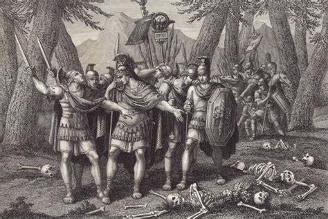 wann war die varusschlacht arch 228 ologie schau roms rache f 252 r die varusschlacht die welt