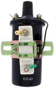 ignition coil external resistor ignition coils crusader marine basic power