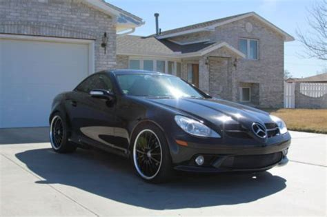 manual cars for sale 2007 mercedes benz slk class on board diagnostic system purchase used 2007 amg mercedes benz slk280 manual rare must look in holcomb kansas united states