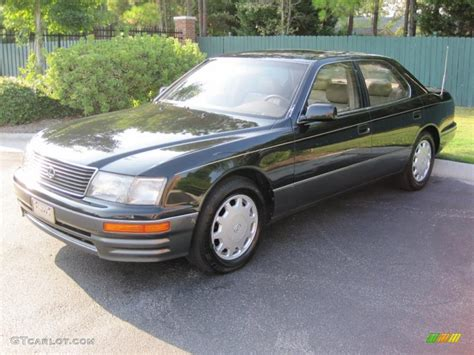 green lexus 1996 green pearl lexus ls 400 36963054 photo