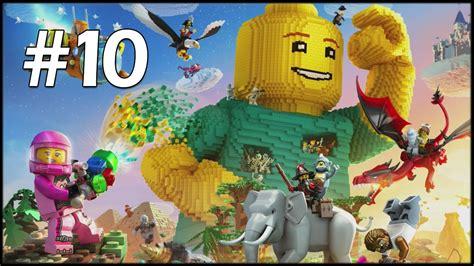 Kaset Ps4 Lego Worlds Zagrajmy W Lego Worlds Ps4 Odc 10 Domek Na Drzewie