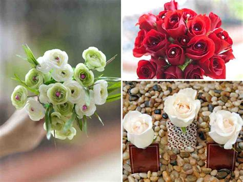 Handmade Wedding Bouquet Ideas - diy wedding bouquet ideas wedding and bridal inspiration