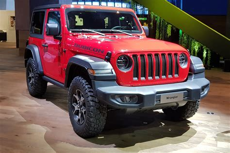 New Jeep For 2018 by New Jeep Wrangler The Go Anywhere Suv Reborn For 2018