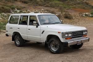 1990 Toyota Land Cruiser 1990 Fj62 Toyota Land Cruiser For Sale At Tlc 87k