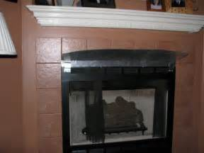 kamin hitzeschutz how can i prevent the mantel above a gas fireplace from