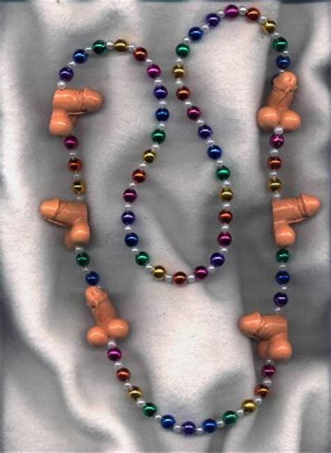 penile beading 10 new orleans mardi gras bead connection