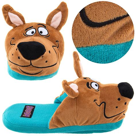 scooby doo house shoes scooby doo slippers for men