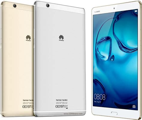 huawei mediapad m3 8 4 pictures official photos