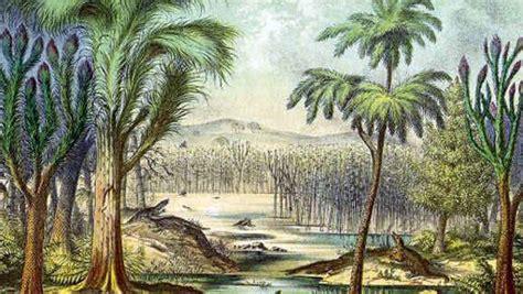 era paleozoica periodo devonico carbon 205 fero