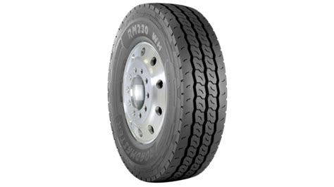 Cooper Tire And Rubber by Waste Haul Tire Designed For Retreadability Products