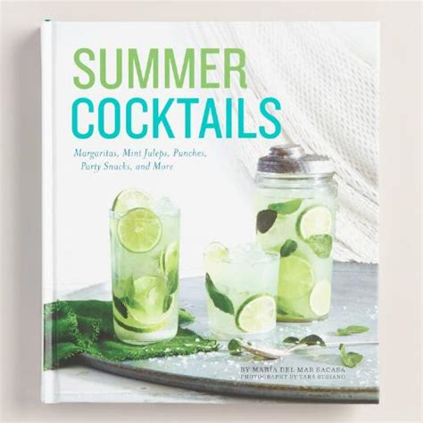cocktail recipes book summer cocktails recipe book market