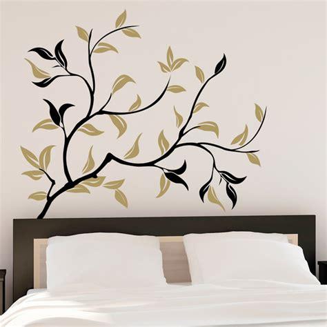 stencil per pareti da letto i vantaggi degli adesivi murali adesivi murali wall